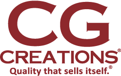 CG Creations logo